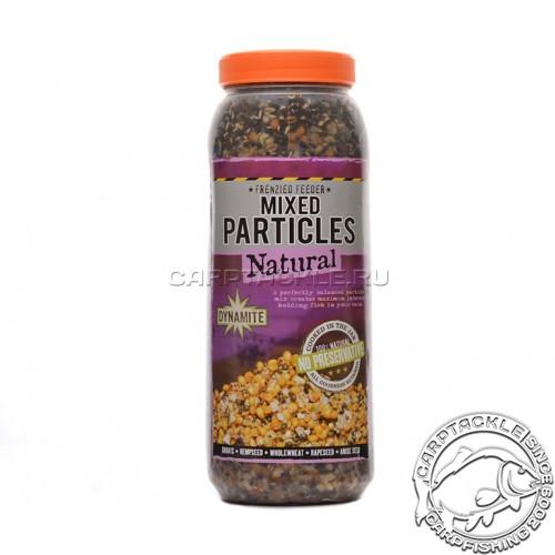 Прикормочная смесь Dynamite Baits Mixed Particles 2.5l