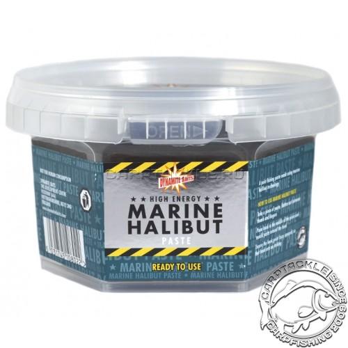 Паста Dynamite Baits Marine Halibut Paste 350g Палтус с аминокислотами