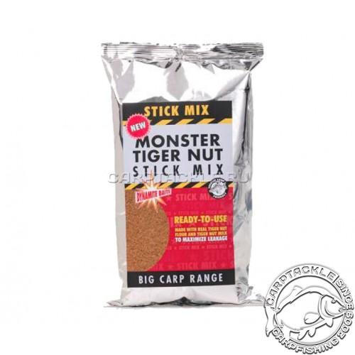 Прикормочная смесь Dynamite Baits Tiger Nut Stick Mix 1kg стик микс для ПВА Тигровый орех