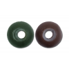 Бусина резиновая 4mm GARDNER COVERT SAFETY BEADS GREEN