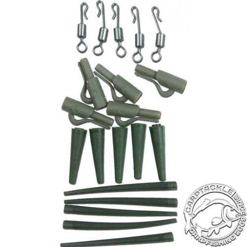 Набор для оснасток Gardner COVERT CLIP KIT SESSION PACK GREEN