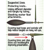 Трубки силиконовые 3,5mm Gardner COVERT SILICONE SLEEVES GREEN 24шт