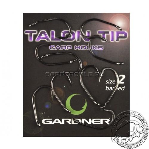 Крючки карповые размер №2 Gardner Talon Tip