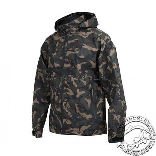 Куртка непромокаемая размер L Fox Chunk LW Camo RS 10k Jacket Large