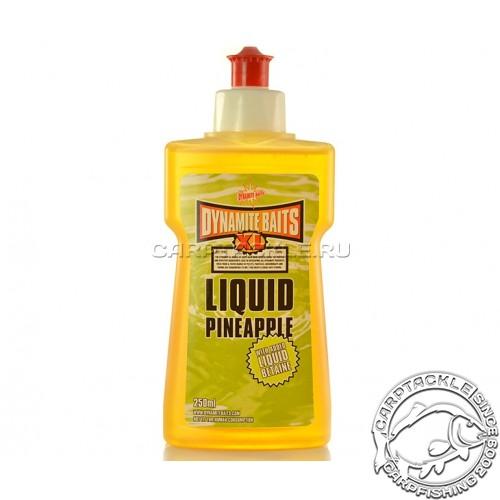 Аттрактант Dynamite Baits XL Liquid Pineapple 250ml Ананас