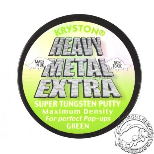 Мягкий свинец Kryston Heavy Metal Extra зелёный