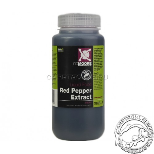 Ликвид CCMoore Red Pepper Extract 500ml экстракт красного перца