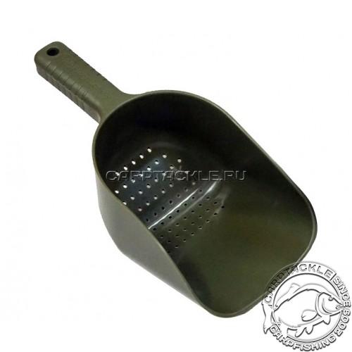 Ковш для прикормки большой с отверстиями Ridge Monkey Bait Spoon XL