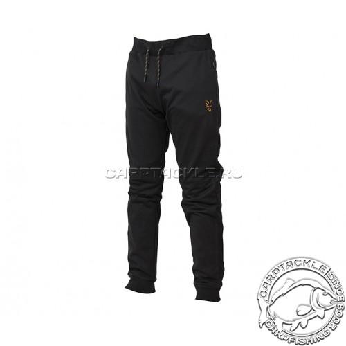 Штаны Fox Collection Orange & Black Lightweight Joggers Large