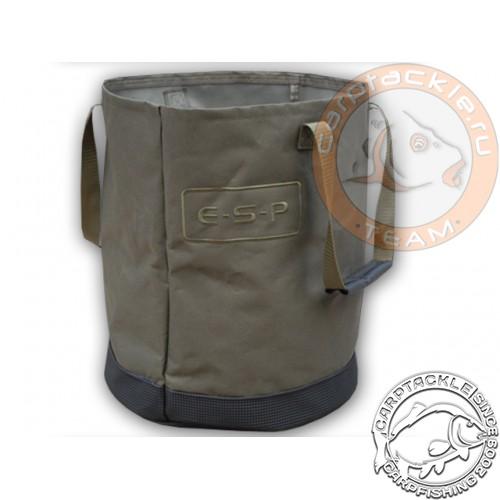 Мягкое ведро ESP Bait Bucket