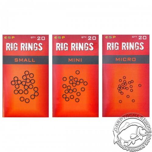 Кольцо металлическое ESP Rig Ring