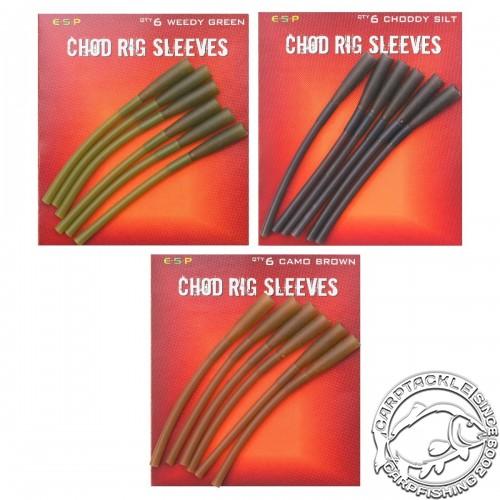 Набор аксессуаров для оснастки Chod Rig ESP Chod Rig Sleeve