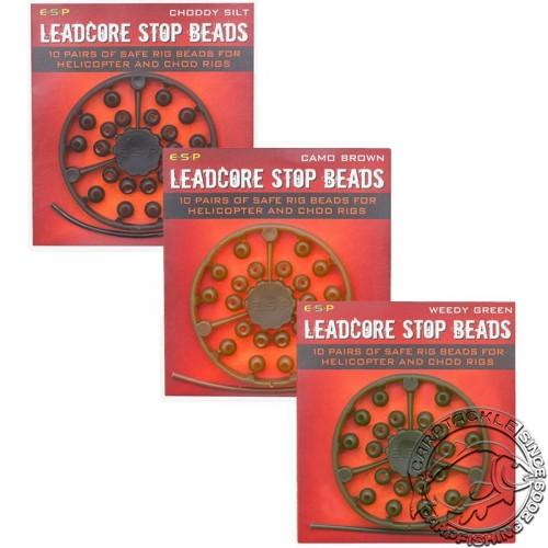 Стопорная бусина ESP Leadcore Stop Bead
