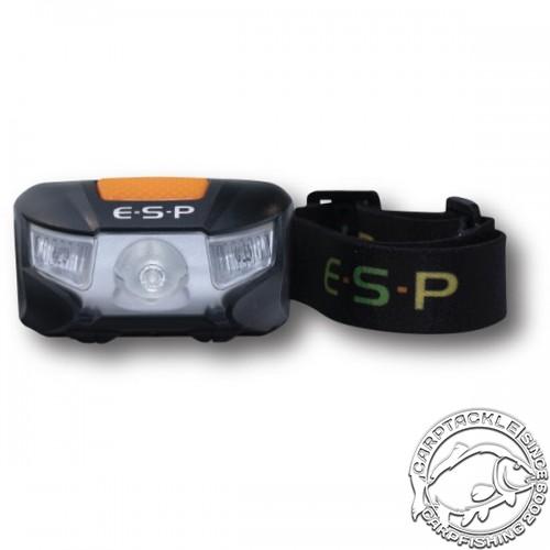 Фонарик налобный E-S-P SPOT LIGHT Head Torch