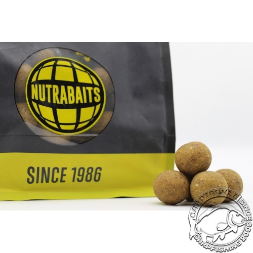 Бойлы тонущие Nutrabaits Shelf-life Trigga Pineapple&N-Butyric