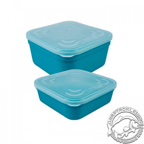 Контейнеры для прикормки DRENNAN Bait Seal Box - Aqua 1.25L
