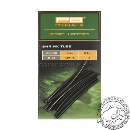 Трубка термоусадочная PB Products Shrink Tube Silt 1,6mm 10 pcs