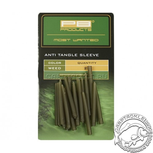 Конусный противозакручиватель PB Products Anti Tangle Sleeves Weed 20pcs
