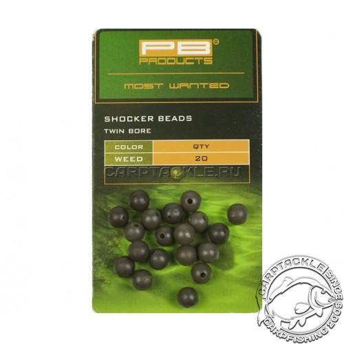 Бусина резиновая PB Product Shocker Beads