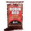Пеллетс DYNAMITE BAITS Robin Red 20mm 900gr тонущий просверленный пеллетс Робин Ред