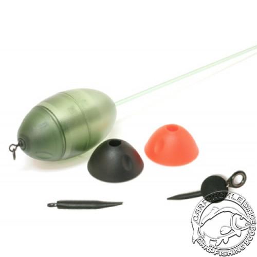 Набор для ловли на зиг-риг с поплавком Fox Zig Rig Halo Zig Kit