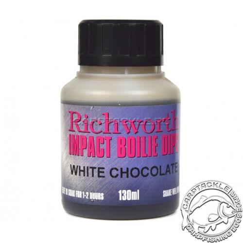 Дип Richworth Boilie Dips White Chocolate 125ml Белый Шоколад