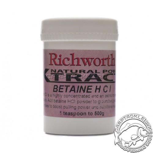 Порошковый экстракт Richworth Natural Powred Extracts Betaine H.C.I бетаин