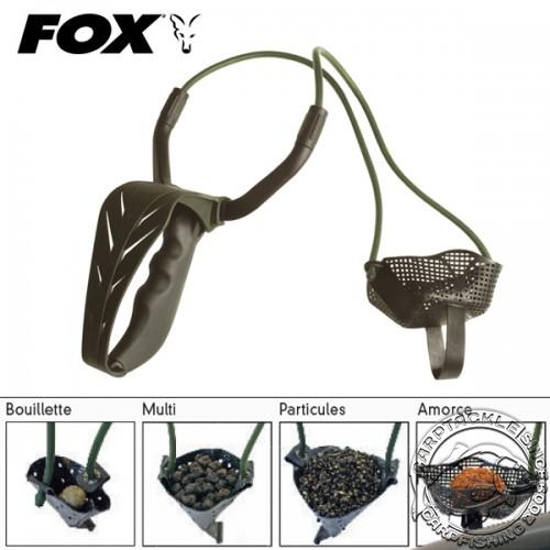Рогатка дальнобойная Fox Power Guard Boilie
