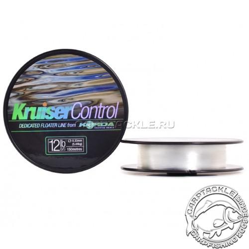 Поводковый материал 0,33 150м Korda Kruiser Control 12lb