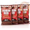 Пеллетс DYNAMITE BAITS Robin Red 8mm 900gr тонущий просверленный пеллетс Робин Ред