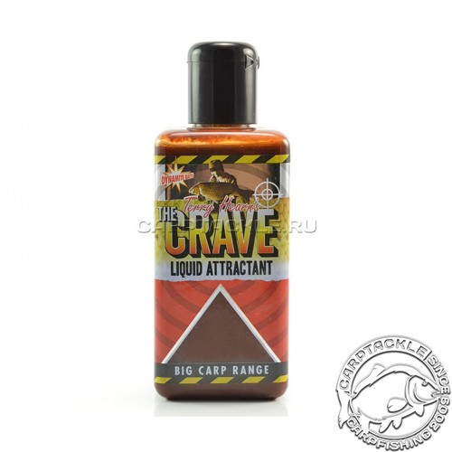 Аттрактант Dynamite Baits The Crave 250ml Крейв