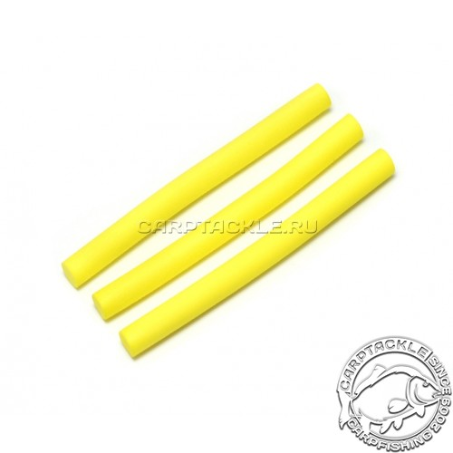 Плавающая пенка желтая Fox Zig Aligna Foam Yellow