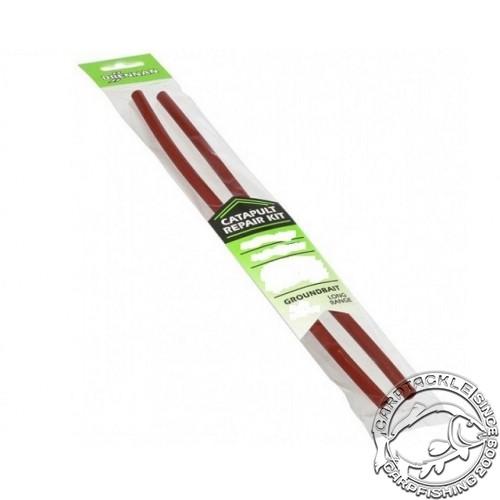 Резинка для рогатки Drennan G/Bait Tube Red Long Range