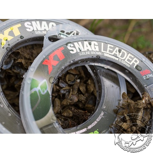 Снаг моно-лидер Korda Snag Line Nylon d-0.60мм 100м