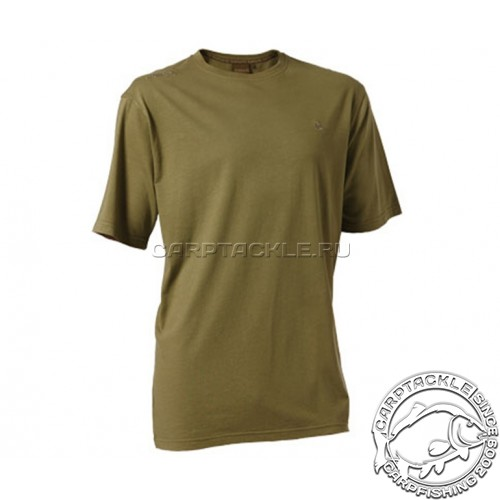 Футболка Размер M Trakker Cotton T-Shirt Olive Medium