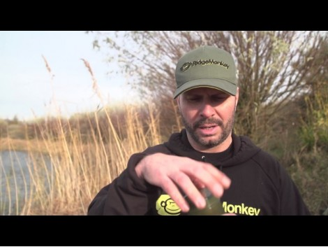 Dave Levy on the RidgeMonkey Modular Hookbait Pots