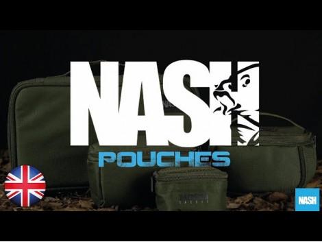NASH TACKLE POUCHES T3570 T3571 T3572 T3573