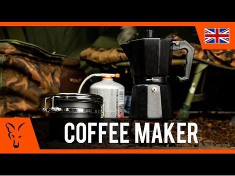 ***CARP FISHING TV*** Fox Cookware Coffee Maker
